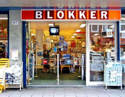Stille sanering door Blokker onder zijn filialen